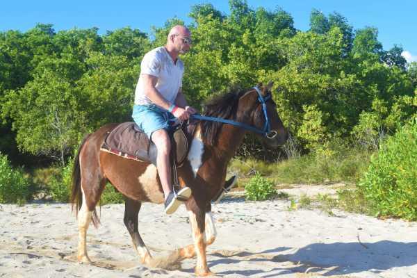 Jamwest Motorsports and Adventure Park Horseback Ride & Swim