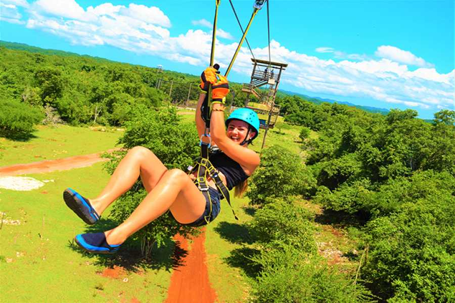 Jamwest Motorsports and Adventure Park Combo -  ATV + Zipline - Jamaican ID Required