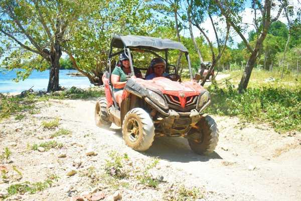 Jamwest Motorsports and Adventure Park Combo -  ATV + Safari - Jamaican ID Required