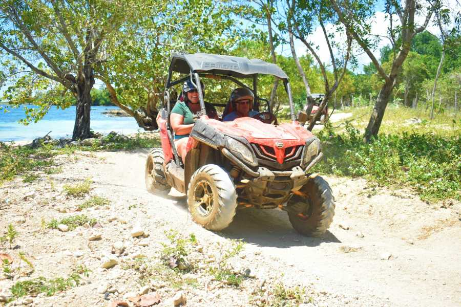 Jamwest Motorsports and Adventure Park Combo -  ATV + Safari - Jamaican ID Required