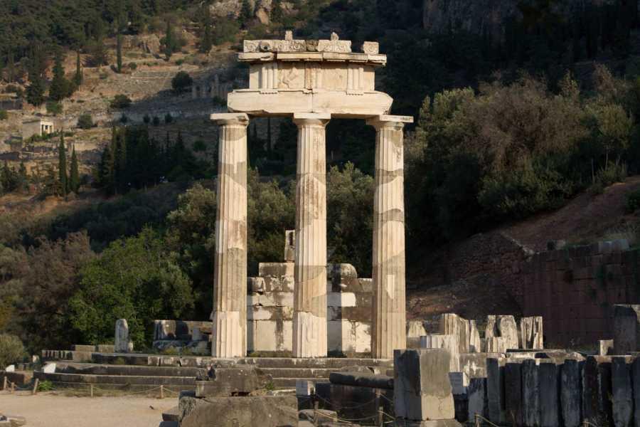 Grekaddict Delphi Private Day Trip from Athens