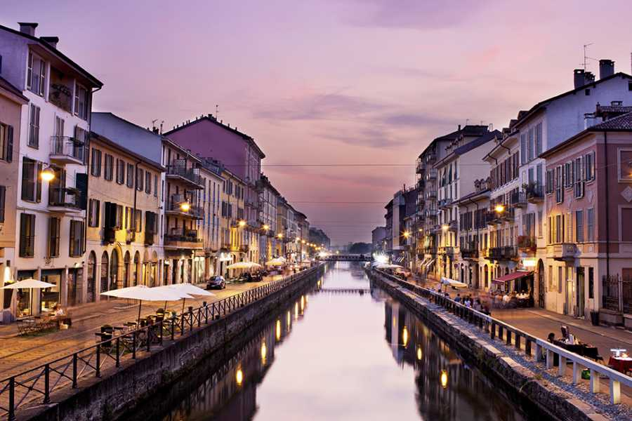 MilanoWow Evening Food&Wine tour on Navigli District