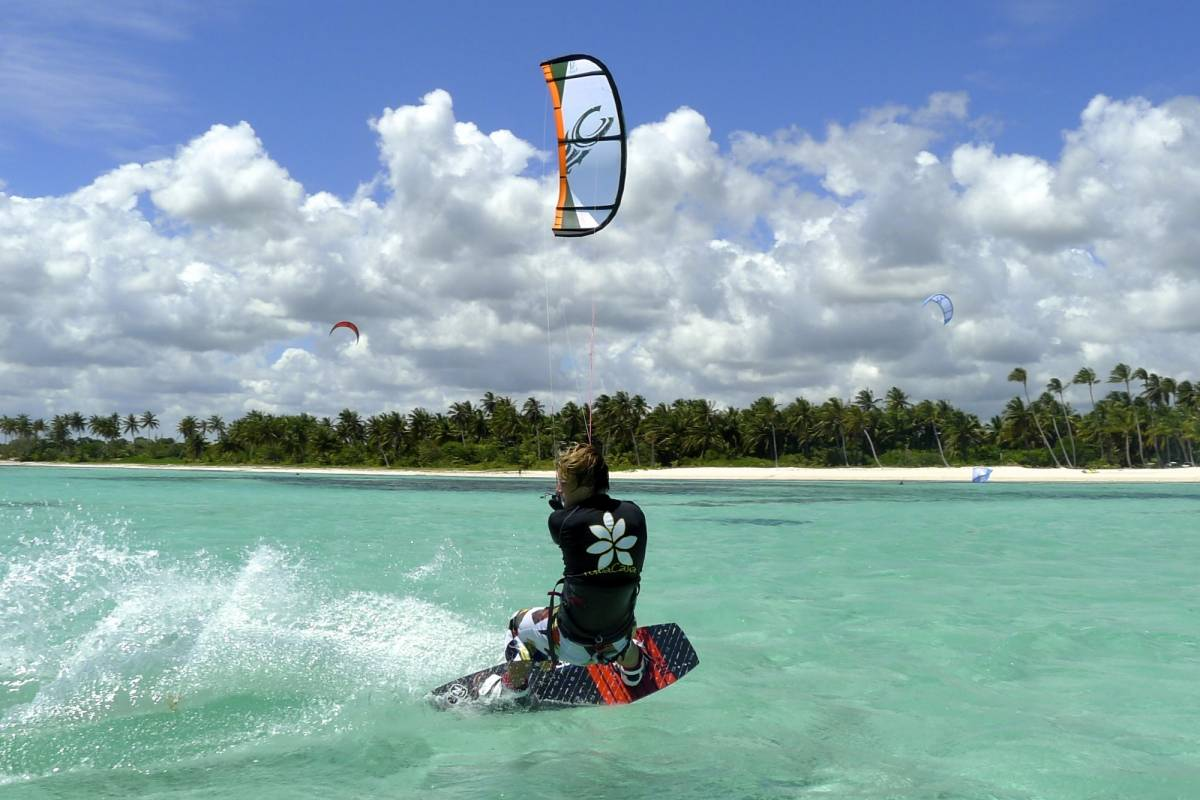 Kite Club Punta Cana Rental Package 5 Sessions