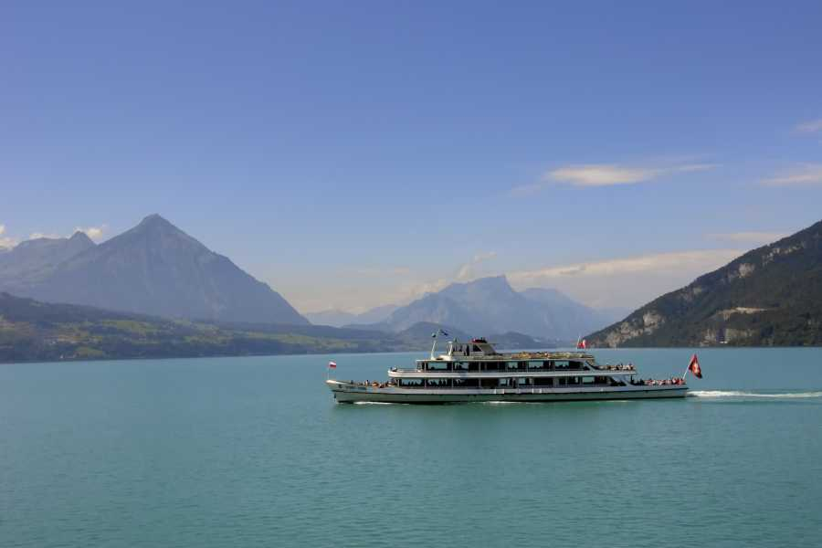 BLS AG, Schifffahrt Day-Pass with PanoramaCard Lake Thun