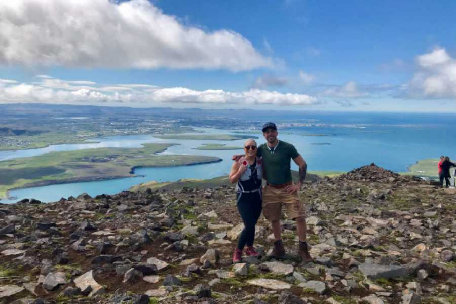 Reykjavik Outventure Hike on mount Esja with guide