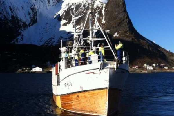 Aqua Lofoten Coast Adventure AS Utleie/Charter Trio II