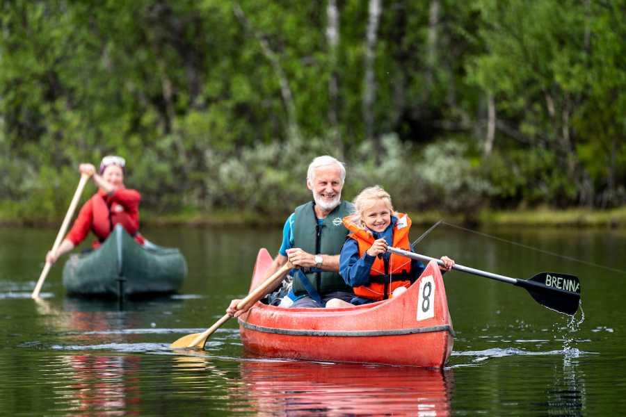 Velkommen til Vaset Canoe- Orientation