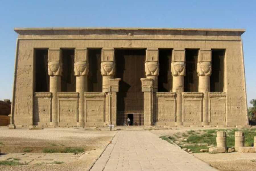 Excursies Egypte Excursion d'une journée au temple Dendera au départ d'El Gouna