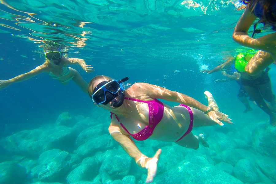 Blue Water Safaris Snorkel and Beach Break