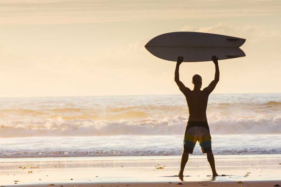Tour Guanacaste All Day Surfing Expedition