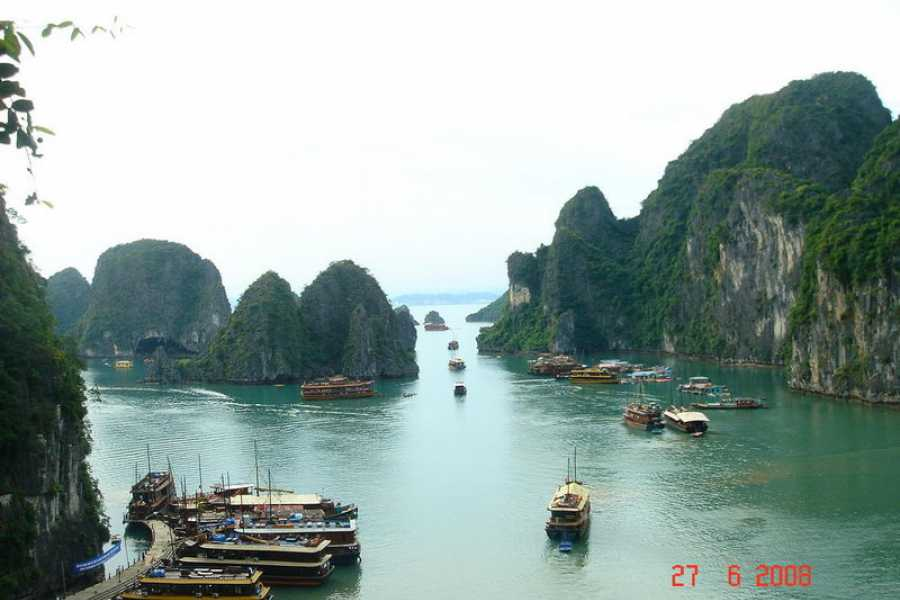 Viet Ventures Co., Ltd Hanoi Ha Long 4 days 3 nights
