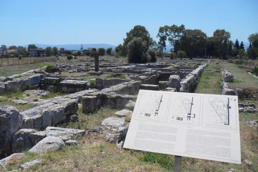 Evia Adventure Tours Sightseeing / Ancient Eretria & Museum