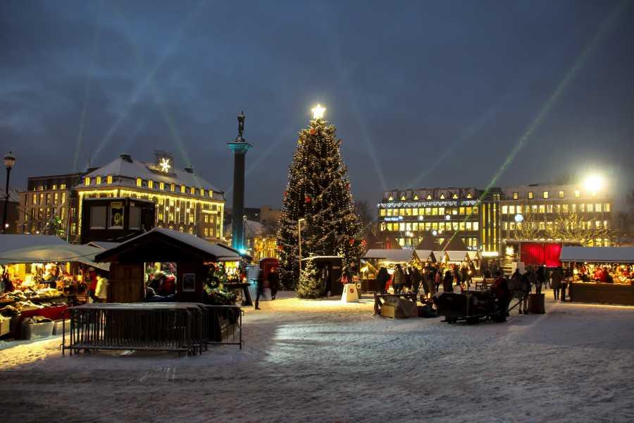 Visit Innherred Julemarked i Trondheim med byvandring
