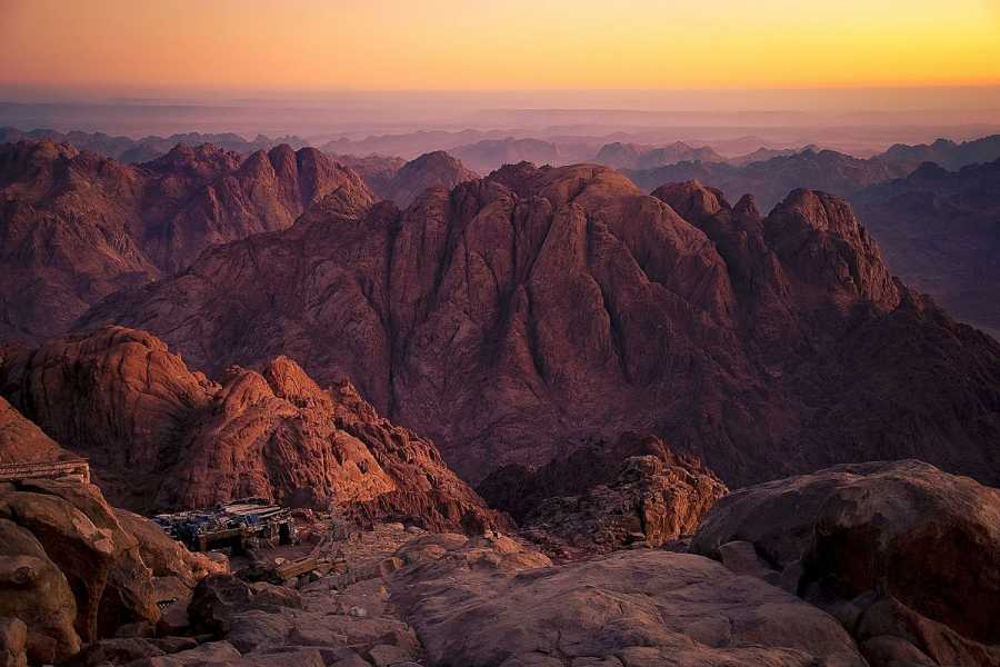 Excursies Egypte Moses Mountain and  Saint Catherine's Monastery tour from Sharm el sheikh