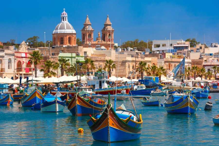 Dimensione Sicilia Incoming Operator Circuito por Sicilia y Malta 2019