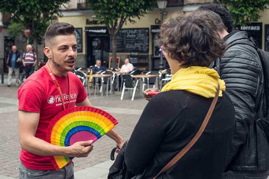 SANDEMANs NEW Copenhagen Tours LGBTI Tour: Pride Copenhague