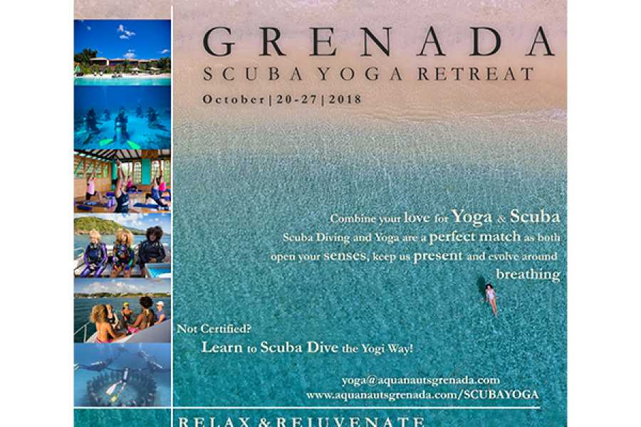Aquanauts Grenada Scuba Yoga Retreat