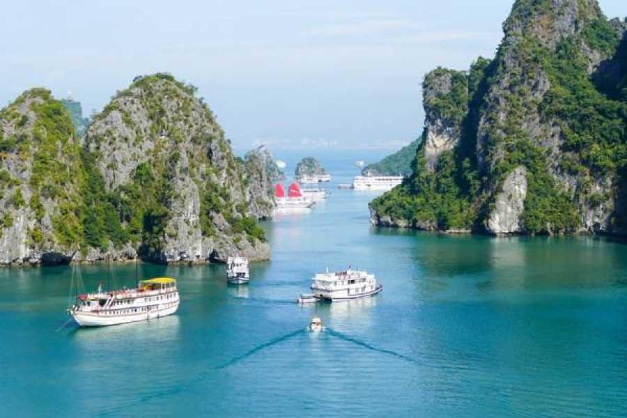 Viet Ventures Co., Ltd Hanoi - Ninh Binh - Halong 6 days 5 nights