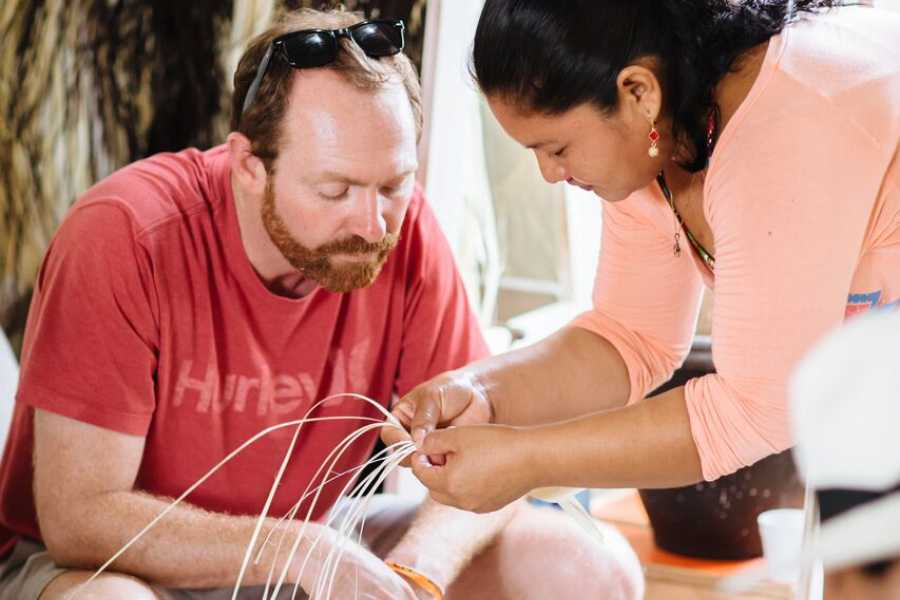 Cartagena Insider Tours Weaving Workshop