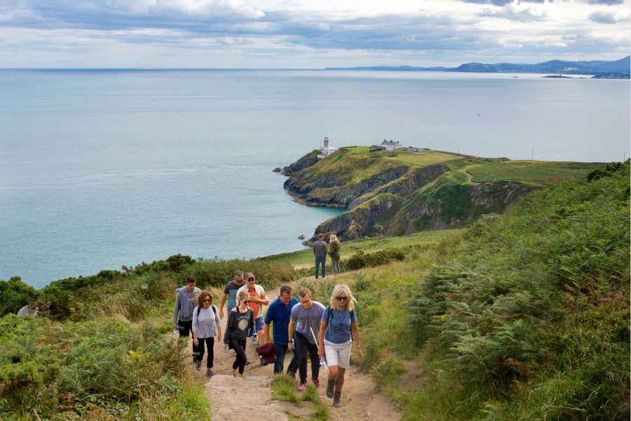 Shane's Howth Adventures Team Building & Tour Operator Events