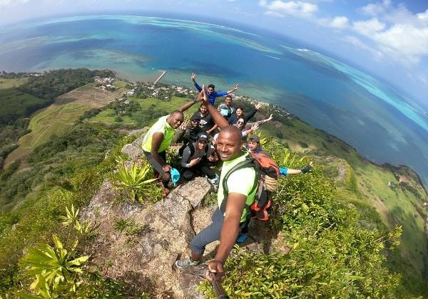 Reveal your senses - Lion Mountain - Guided Hike