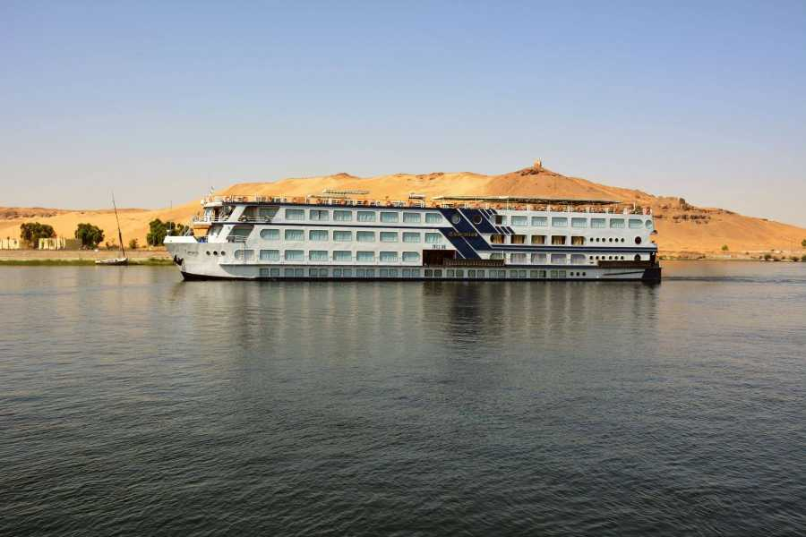 Journey To Egypt Radamis II Nile Cruise