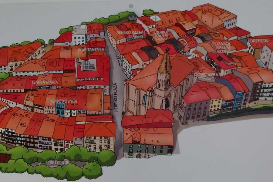 Kultour Incoming Service À la recherche des 5 portes de la ville d'Errenteria