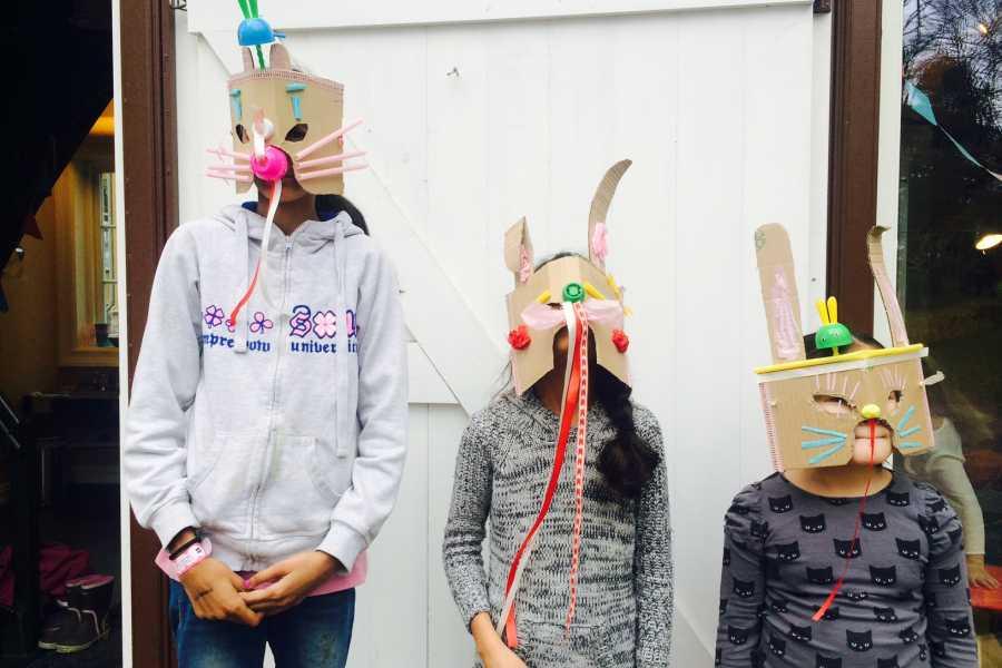 Ekebergparken Hakkespettene: Halloween workshop