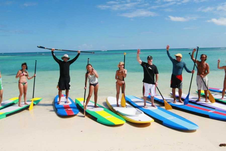 Kite Club Punta Cana SUP Eco Tour