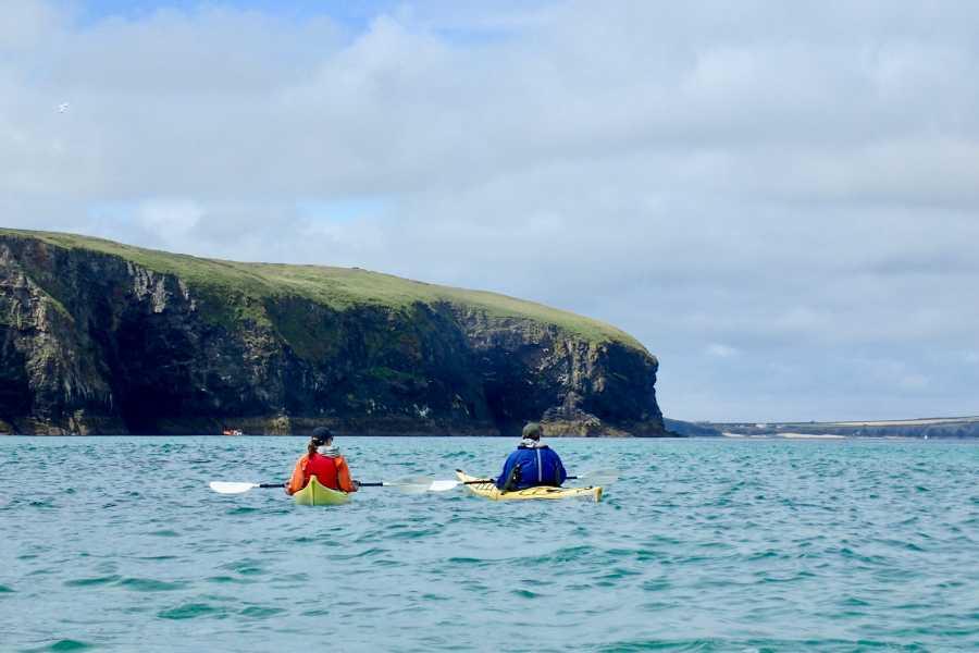 Sea Kayak Devon Ltd BC Sea Kayak Award Assessment (1 or 2 Days)