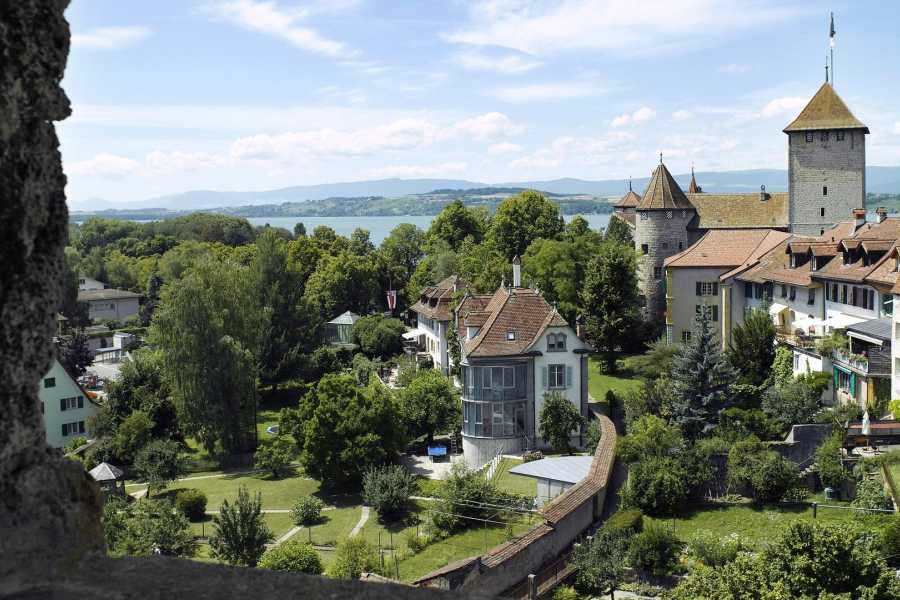 "Murten Tourismus / Morat Tourisme Guided tour ""Old town and museum"""