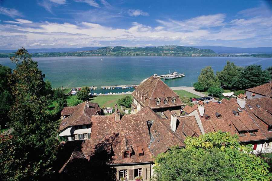 Murten Tourismus / Morat Tourisme Boat tour