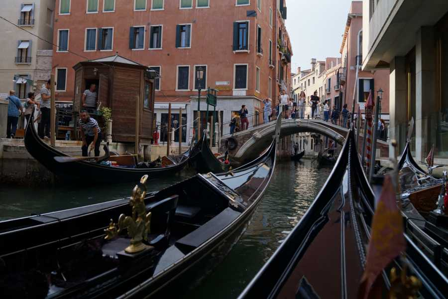 Venice Tours srl Gondola ride - Grand canal gondola experience (skip the line)!