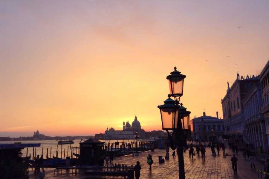 Venice Tours srl Afternoon guided tour - Doge's Palace (skip the line) + discover Venice walking tour and gondola ride (skip the line) plus  entrance ticket to old royal Palace!