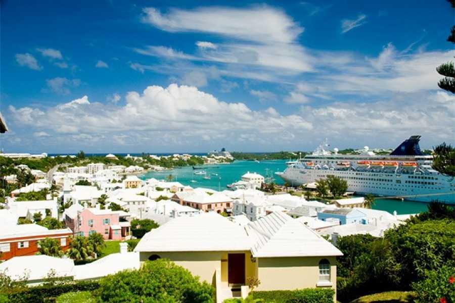 Titan Express Titan's Touch of Bermuda