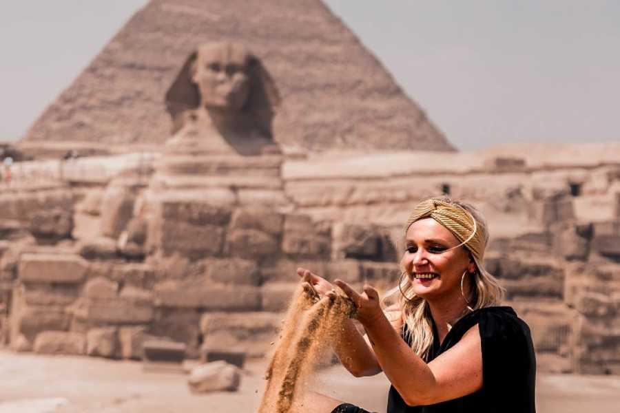 Excursies Egypte Excursion d'une journée au Caire et aux pyramides d'Alexandrie