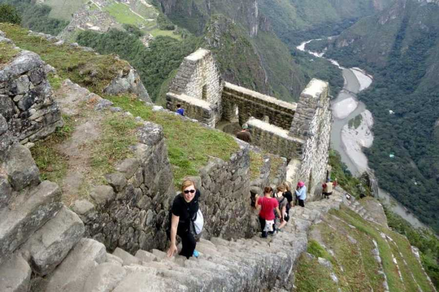 Conde Travel Huayna Picchu Mountain