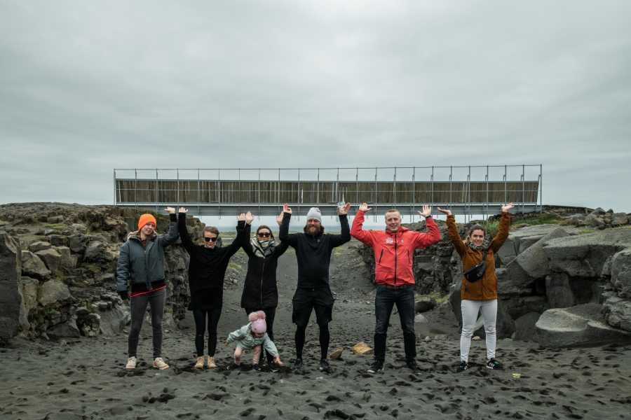 Reykjavik Outventure Reykjanes Peninsula layover tour from Keflavik airport
