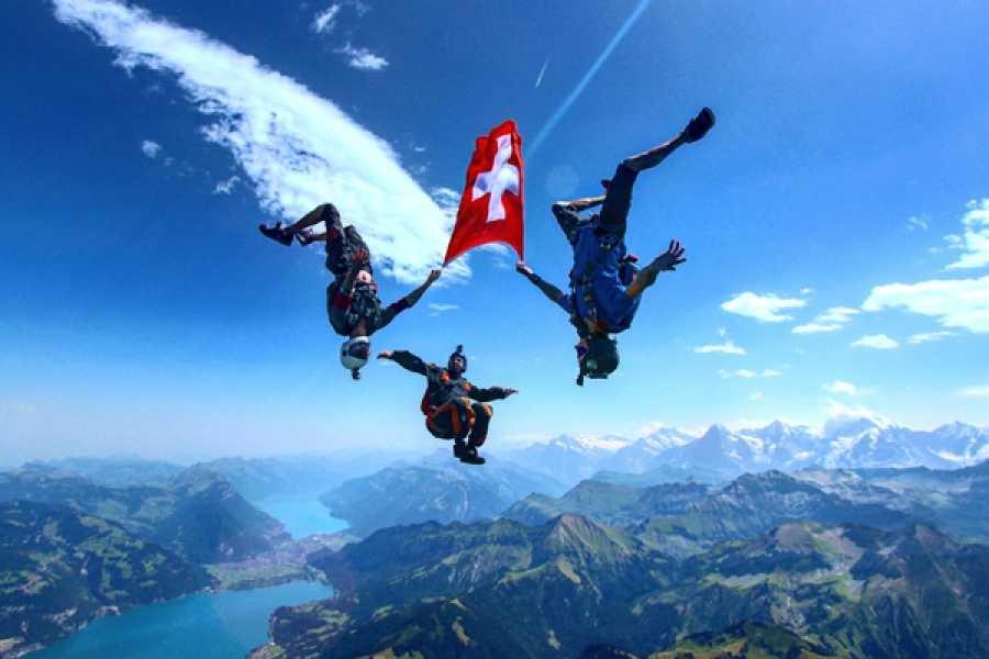 Skydive Switzerland GmbH Fallschirmspringer