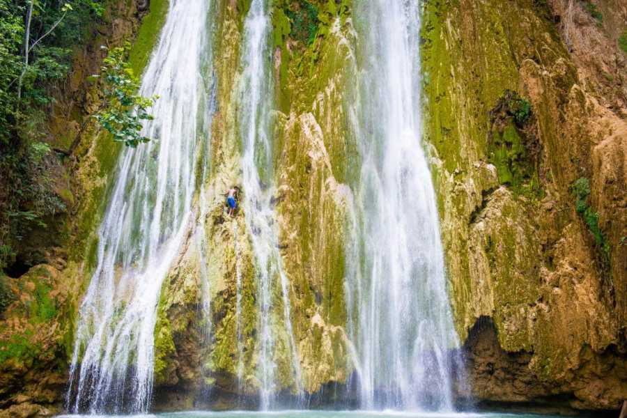 Dom Rep Tours Waterfall El Limon