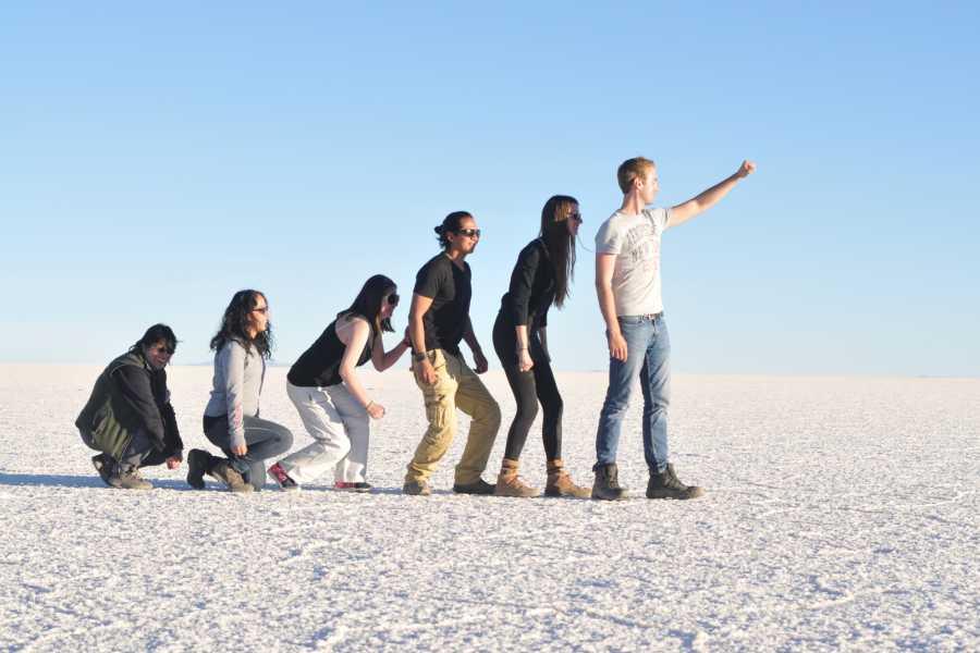 Uyuni Expeditions TAYKA ROUTE ATACAMA-ATACAMA 4D / RETURN BY TOUR (DRY SEASON)