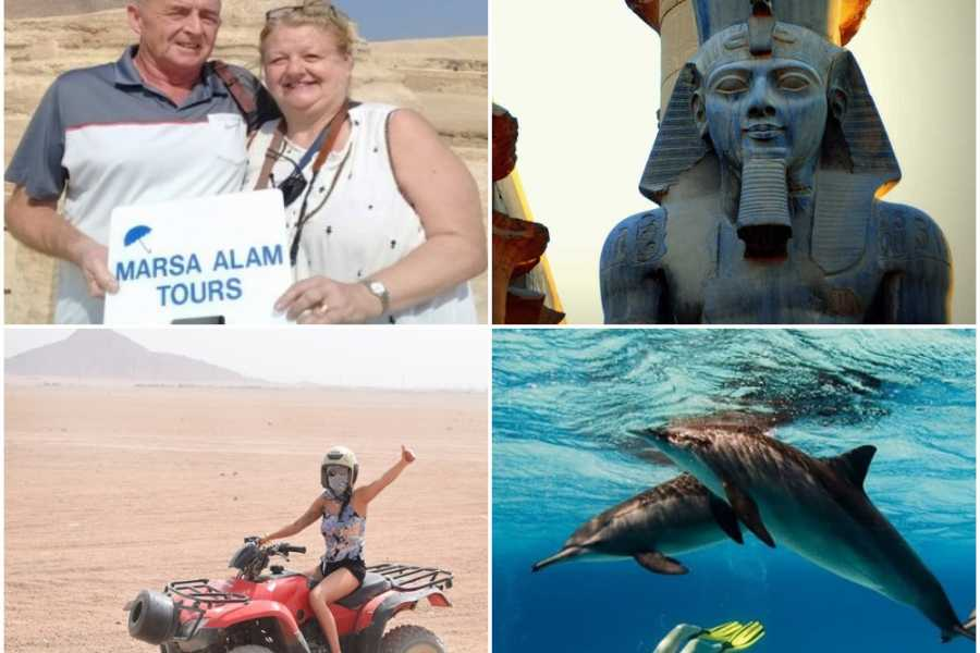 Marsa alam tours 4 Days Tour Packages From Marsa alam
