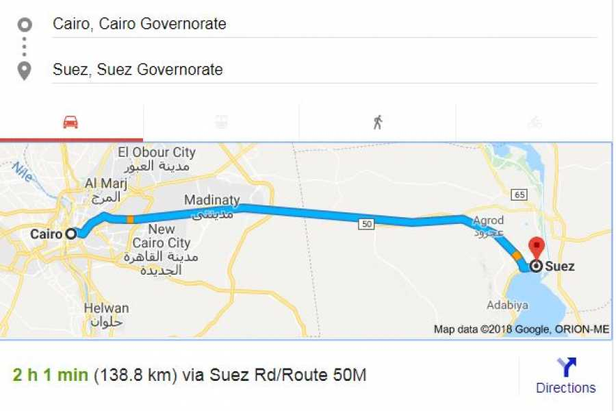 Marsa alam tours Transfer from Cairo Airport to Suez