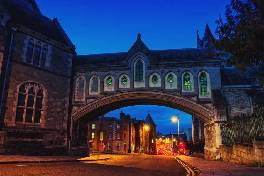 SANDEMANs NEW Dublin Tours Dublin Dark Side Tour