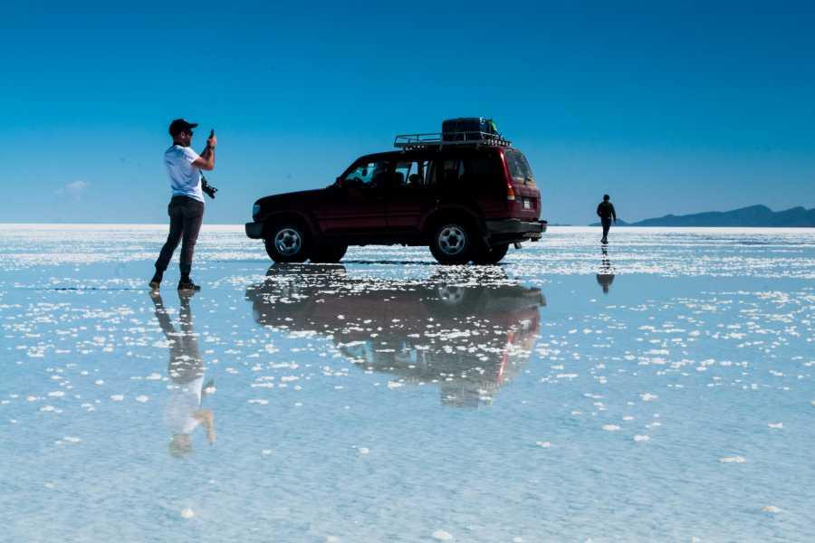 Uyuni Expeditions TAYKA ROUTE UYUNI-UYUNI 3D (RAINY SEASON)