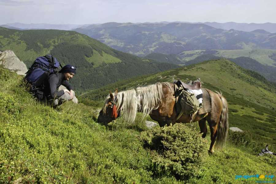 Aventour Horseback Riding Tour In The Carpathians