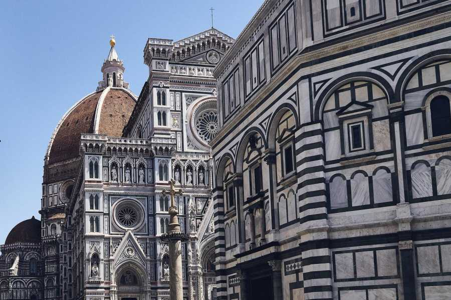 Di Nocera Service Florence Walking Tour with guide ( Tickets NOT included)