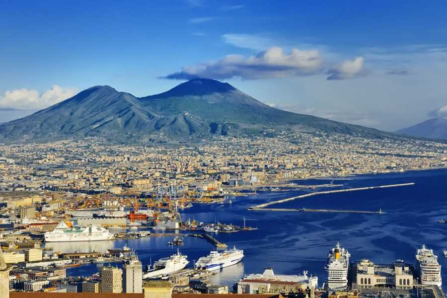 Di Nocera Service Transfer Naples/Positano