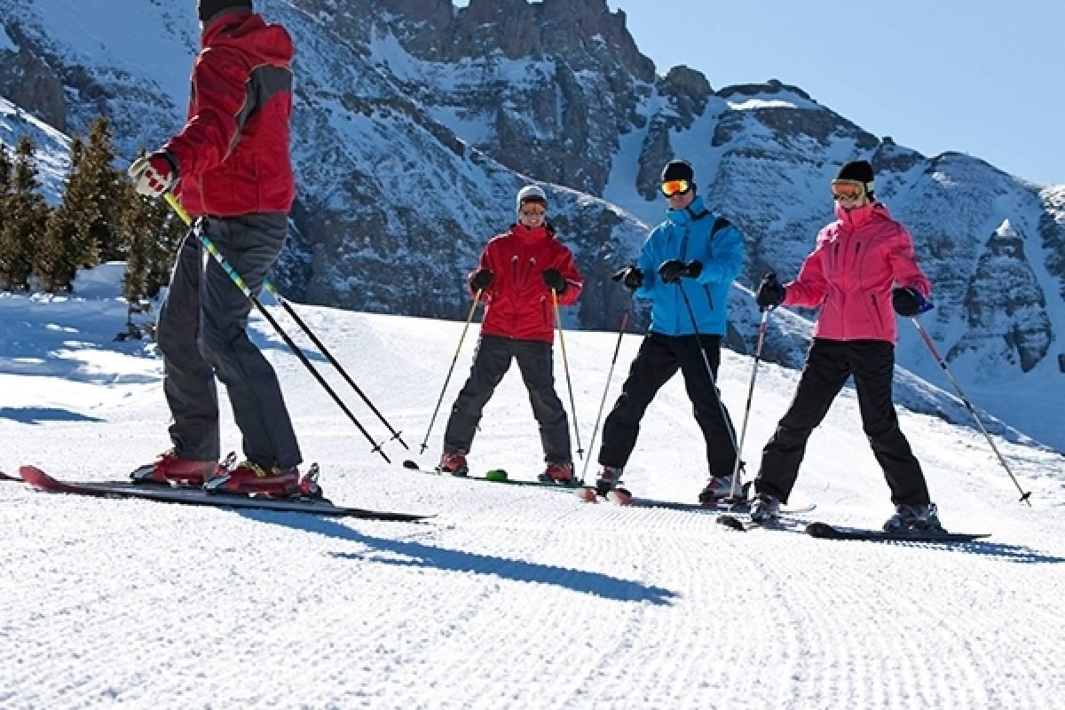 Outdoor Interlaken AG 1 Tages Ski - Einsteiger Package