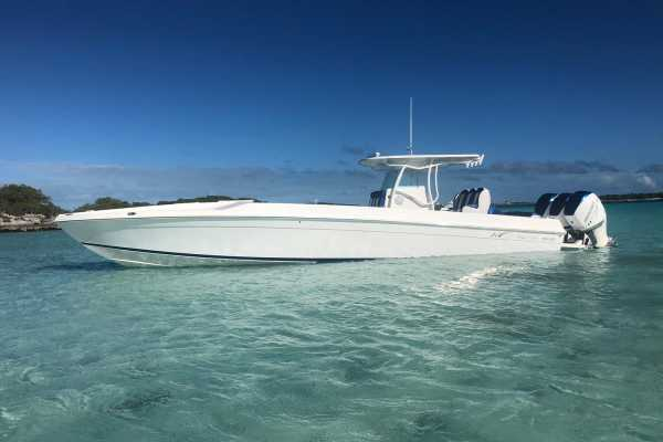 38' Midnight - Full Day all inclusive Beach Charter